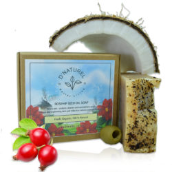 natural brightening soap